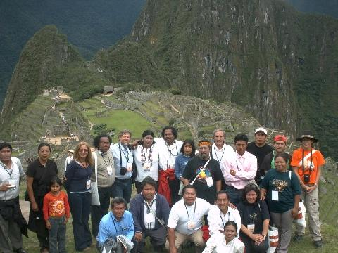 LA V INSTANCIA CONSULTIVA DEL FONDO INDÍGENA, Cusco-PERÚ.